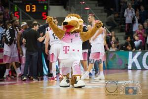 Telekom Baskets Bonn vs. Walter Tigers Tübingen